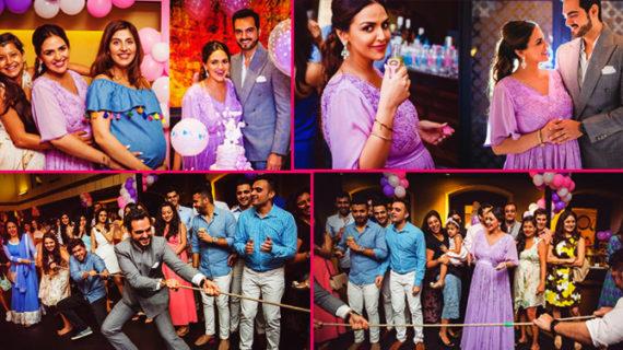 ईशा देओल के लिए बहन अहाना ने दी सरप्राइज पार्टी: फोटो वायरल