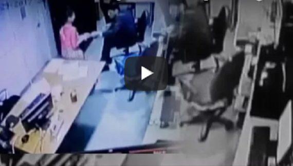 पांच सितारा होटल में महिला के साथ हुई शर्मनाक वारदात, देखें CCTV फुटेज में पूरा वाकिया