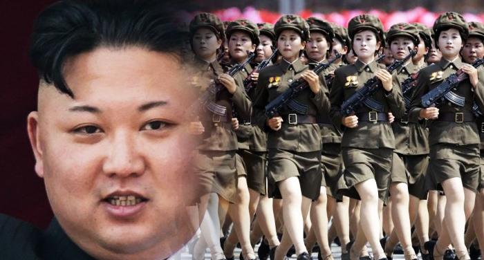north korea rape