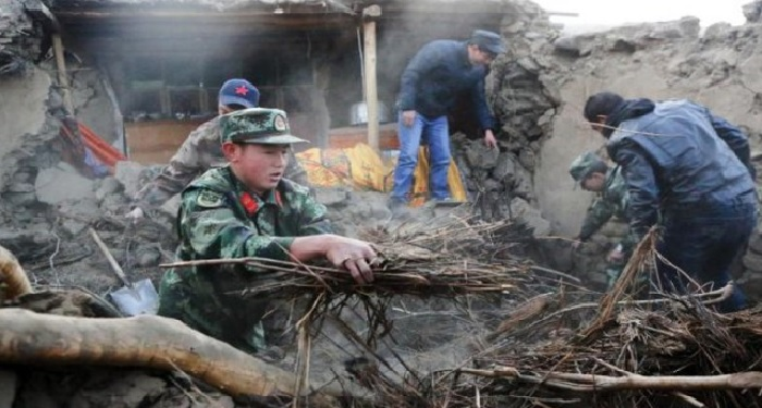 dea, injured, china, earthquake, Southwestern, Sichuan, Province