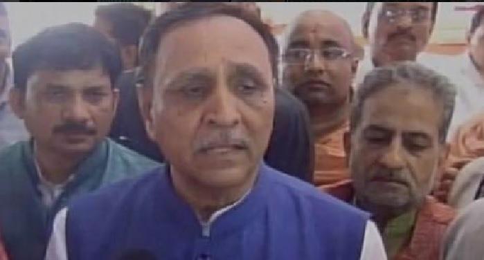 gujarat, chief minister, vijay rupani, lord, ram, isro, iitram