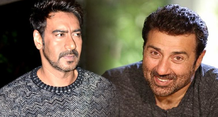 ajay devgn and sunny deol