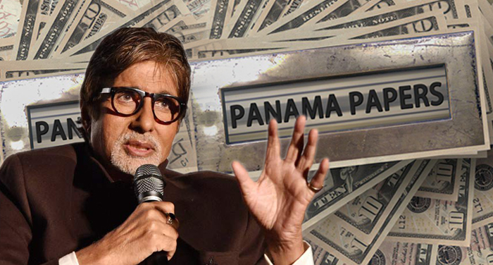 Panama Papers case, amitabh bachchan, Income Tax Department