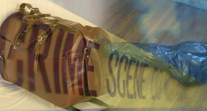 delhi, najafgarh, bag zombie, found deadbody, police