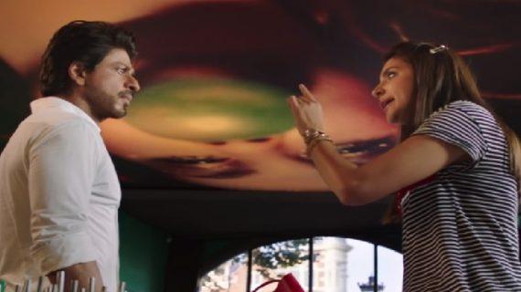 ऐसा क्या हुआ कि शाहरूख की फिल्म देखते हुए दर्शक ने मांगी सुषमा से मदद