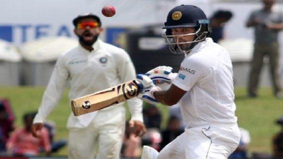 पहली बार फॉलोऑन के दौरान श्रीलंका बल्लेबाजों ने रचा ये इतिहास