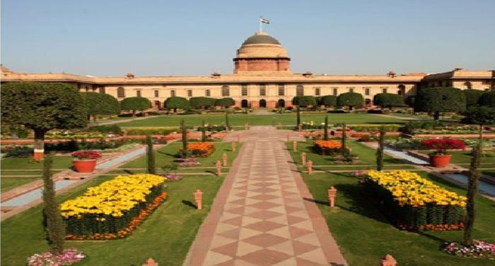 hindu mahasabha, pm, president, mughal garden, president house