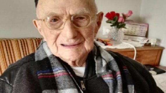 अपनी जिंदगी में दोनों विश्व युद्ध देखने वाले सबसे उम्रदराज शख्स की मौत