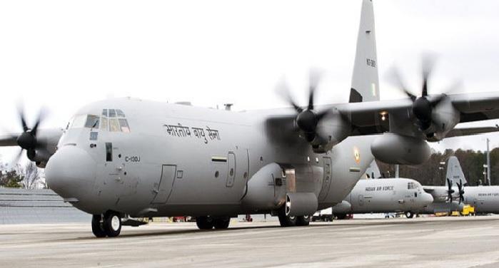 indian airforce, deploy, super hercules, panagarh base