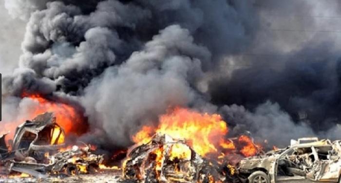 dead, myanmar, terrorist, attack, police post, destroyed