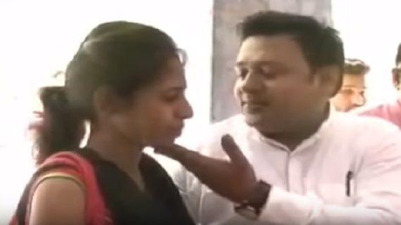वीडियो वायरल: हर पति को आजमाना चाहिए पत्नी को मनाने का ये अंदाज