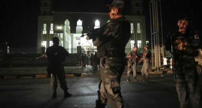 imam zaman mosque, kabul, attack, bomb, explosion, gunmen