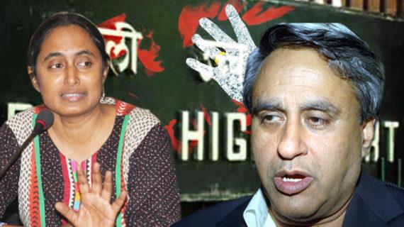 मैरिटल रेप को लेकर सुषमा स्वराज के पति के ट्वीट पर कविता कृष्णन का पलटवार