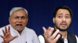तेजस्वी का सीएम पर वार, 'नैतिक भ्रष्टाचार के भीष्म पितामह हैं नीतीश कुमार'