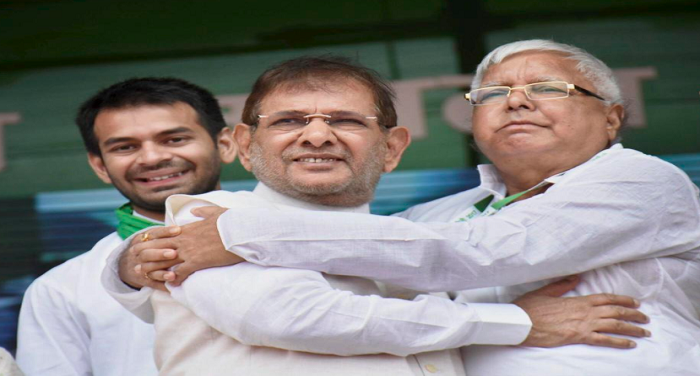 shadow, revolve against us, sharad yadav, patna rally, bihar, nitish kumar