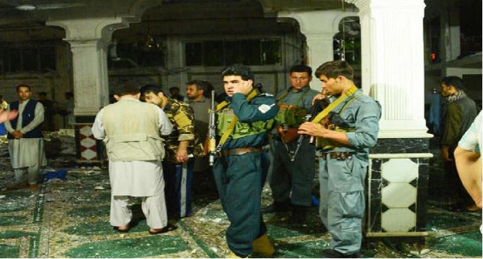 minority, shiite, Shia Mosque, blast, afghanistan, hospital
