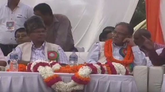 नेपाल के पूर्व प्रधानमंत्री ने दिया भारत को समर्थन