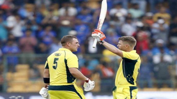 चौथा वन डे मैच: ऑस्ट्रेलिया ने की बेहतरीन शुरूआत