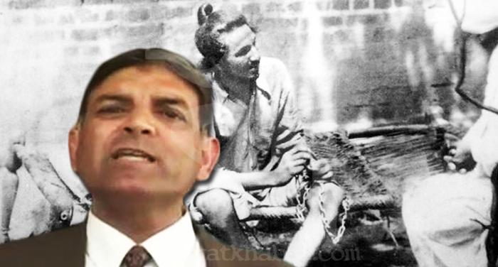Imtiaz Rashid Qureshi and bhagat singh