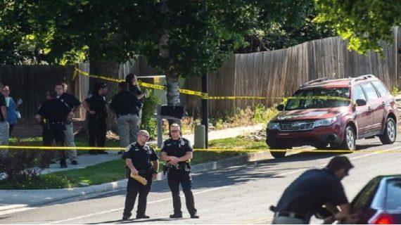 घर में घुसकर बंदूकधारी ने कि परिवार के 8 लोगों की हत्या, हमलावर भी ढेर