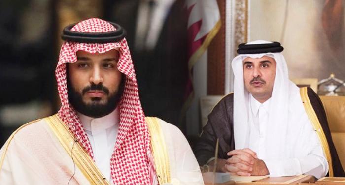 Salman bin Abdulaziz Al and Al Thani