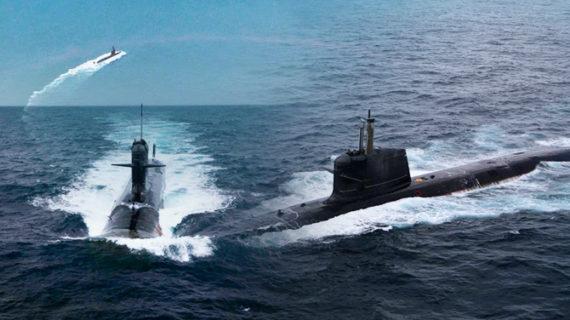 खुशखबरी: समुद्र में जल्द तैनात करने के लिए भारत को मिली पहली स्कार्पीन सबमरीन