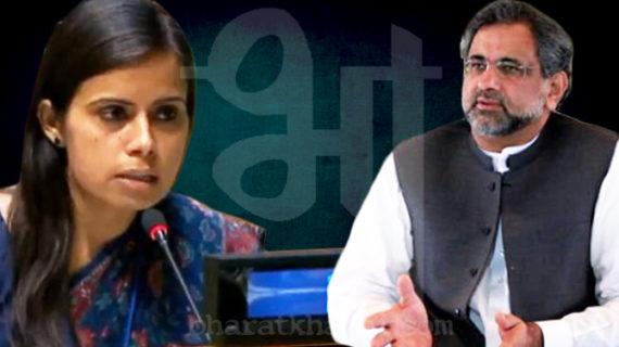 जानिए कौन है यूएन में पाक को बेनकाब करने वाली भारतीय महिला