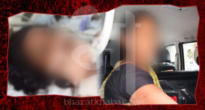 Mother-son,supari killer, daughter-in-law, attempted,kill, him, delhi, knife