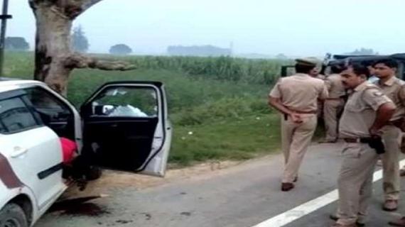 मुजफ्फरनगर में पुलिस और बदमाशों के बीच मुठेभड़ में मारा गया इनानी बदमाश