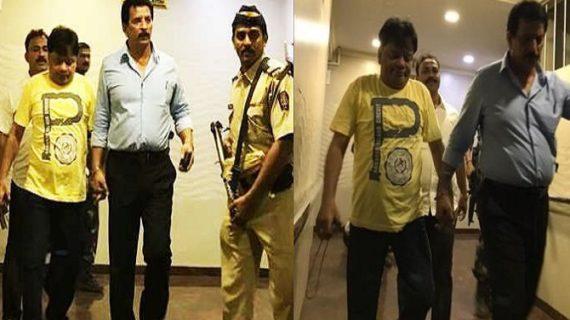 मुम्बई क्राइम ब्रांच ने डॉन दाऊद इब्राहिम के भाई इकबाल को किया गिरफ्तार