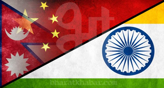 india and china- nepal