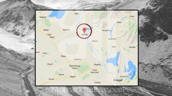 जम्मू-कश्मीर में लगे भूकंप के झटके, दिल्ली NCR में भी दी दस्तक