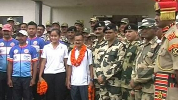 लेह अल्ट्रा द हाई मैराथन में हिस्सा लेकर ज्योत्सना ने रचा इतिहास