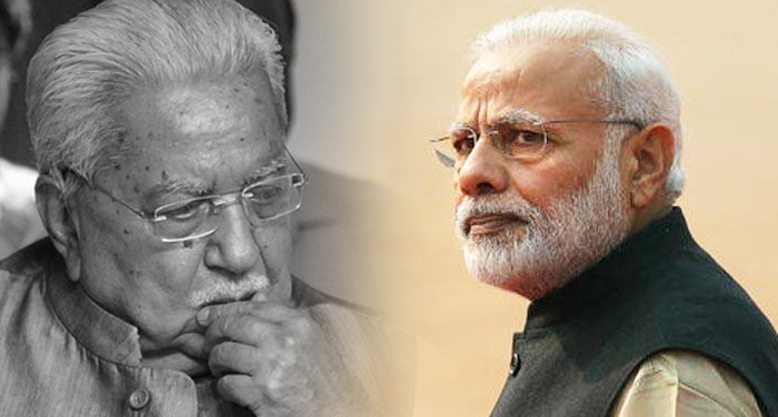 keshubhai patel and modi