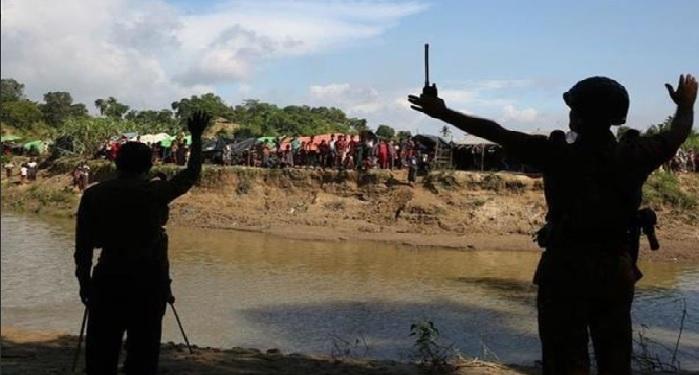 rohingya, insurgents, declare, temporary, ceasefire, amid humanitarian, crisis