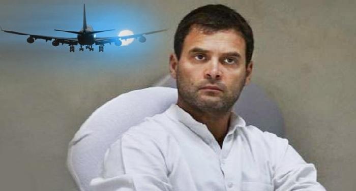 rahul gandhi visit america