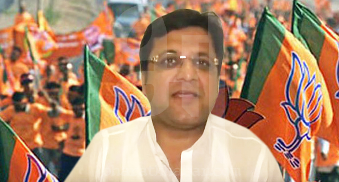 Nitin Agarwal, revenge, on BJP, Have Fun, With Farmers, Debt Waiver, MLA,