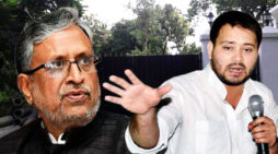 तेज हुआ बंगला विवाद, तेजस्वी को बंगला खाली करना चाहिए- सुशील मोदी