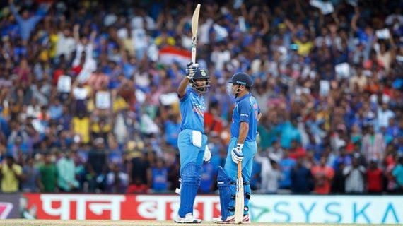 लड़खड़ा कर संभली टीम इंडिया, ऑस्ट्रेलिया को दिया 282 रनों का लक्ष्य