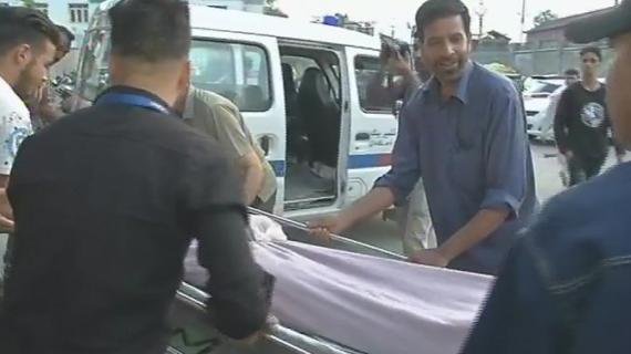 श्रीनगर: जहांगीर चौक पर ग्रेनेड हमला, 1 की मौत, 14 घायल
