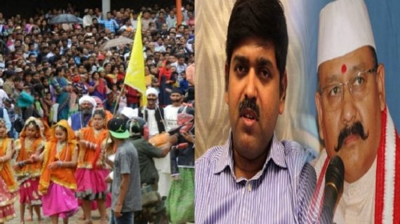 हिजयात्रा पर्व को बढाने की कवायद में जुटे मंत्री सतपाल महाराज और सचिव मीनाक्षी सुन्दरम