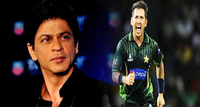 yasir shah and shahrukh khan