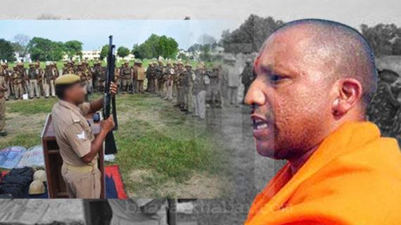 जानिए: 6 महीने में उत्तर प्रदेश पुलिस ने किए कितने एंकाउटर, कितनों को किया गिरफ्तार