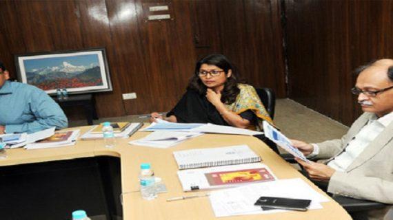 उत्तराखंड में पूंजी निवेश बढ़ाने के लिए सिडकुल बोर्ड ने की बैठक