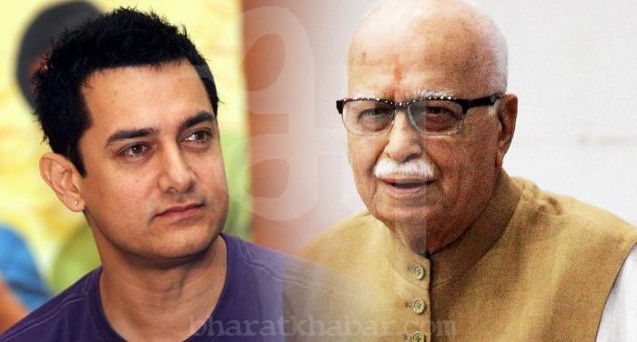 amir khan and advani