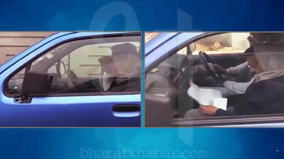 दिल्ली के मुख्यमंत्री अरविंद केजरीवाल की निजी कार ले उड़े बदमाश