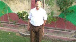 आरएसएस कार्यकर्ता रविंदर गोसाई की गोली मारकर हत्या