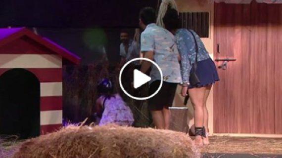 रात हिना खान क्या करेंगी बिग बॉस के घर में वीडियो हुआ वायरल