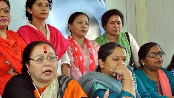 उत्तराखंड: कांग्रेस की महिला विंग ने पीएम मोदी को लिखा खत, महिलाओं के लिए की आरक्षण की मांग