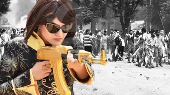 हनीप्रीत ने कबूला जुर्म, पंचकूला में हिंसा के पीछे था उसी का हाथ
